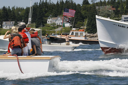 Stonington Lobster Boat Races